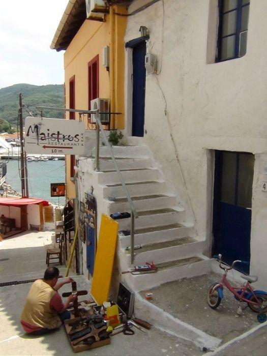 Arxiduc xxi proyecto nixe iii for Escaleras entrada casa